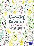 Adore, Julie - Creatief tekenen met bloemen