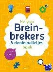 Berloquin, Pierre - Het grote breinbrekers & denkspelletjes boek