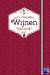 ZNU - Notitieboek-Mijn favoriete wijnen