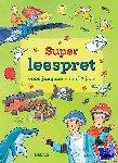 - Super leespret voor jongens vanaf 7 jaar