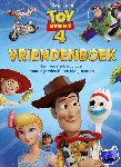 - Disney Vriendenboek Toy Story 4
