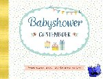ZNU - Babyshower - Gastenboek