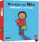 Amant, Kathleen - Woordjes van Milan. Memospel & Lottospel