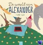 Higuet, Aurélia - De wereld van Alexander