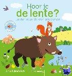 Bijsterbosch, Anita - Hoor je de lente?