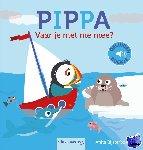 Bijsterbosch, Anita - Pippa. Vaar je met me mee?