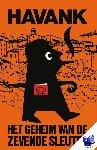 Havank - De Schaduw 21 : Het geheim van de zevende sleutel - POD editie