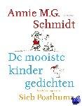 Schmidt, Annie M.G. - De mooiste kindergedichten