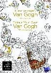 - Kleur je eigen Van Gogh - 30 kaarten/Colour Your Own Van Gogh - 30 postcards