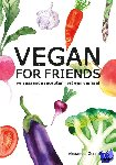 Gershberg, Alexander - Vegan for friends