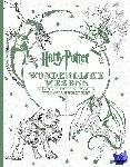 - Harry Potter kleurboek - Wonderlijke Wezens