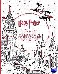 - Harry Potter kleurboek 3 - Magische plekken en personages