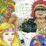 Woning, Julia - Kleurrijke volken van de wereld kleurboek