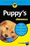 Hodgson, Sarah - Puppy's voor Dummies