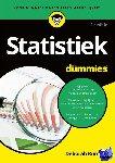 Rumsey, Deborah J. - Statistiek voor Dummies