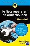 Bailey, Dennis, Gates, Keith - Je fiets repareren en onderhouden voor Dummies