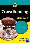 Arets, Martijn, Vliet, Koen van - Crowdfunding voor Dummies