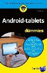 Gookin, Dan - Android-tablets voor Dummies, 2e editie, pocketeditie