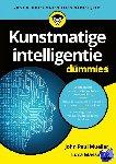 Mueller, John Paul, Massaron, Luca - Kunstmatige intelligentie voor Dummies
