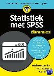 McCormick, Keith, Salcedo, Jesus, Poh, Aaron - Statistiek met SPSS voor Dummies