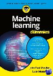 Massaron, Luca, Mueller, John Paul - Machine Learning voor Dummies