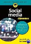 Bruijn, Jaap de, Verdonck, Bert - Social Media voor Dummies