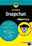 Verdonck, Bert - De kleine Snapchat voor Dummies