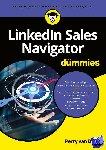 Beek, Perry van - LinkedIn Sales Navigator voor Dummies