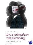 Bouma, Mieke - De 12 oerkarakters in storytelling