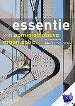 Fennis, Wim, Schilderinck, Jan-Pieter - De essentie van administratieve organisatie