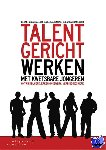 Abdallah, Sebastian, Kooijmans, Maike, Sonneveld, Jolanda - Talentgericht werken met kwetsbare jongeren