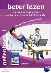 Gathier, Marilene, Kruyf, Dorine de - Beter lezen - oefenboek deel 1
