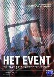 Gerritsen, Dorothé, Olderen, Ronald van - Het event als strategisch marketinginstrument