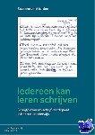 Norden, Suzanne van - Iedereen kan leren schrijven