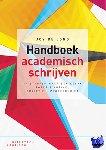 Jong, Joy de - Handboek academisch schrijven