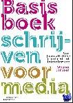 Janssen, Wouter - Basisboek schrijven voor media