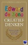 Bono, Edward de - Creatief denken - POD editie