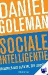Goleman, Daniël - Sociale intelligentie - POD editie