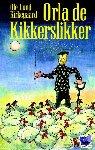 Kirkegaard, Ole Lund - Orla de kikkerslikker - POD editie