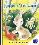 Ariane - Gouden Boekjes Konijntje Woelwater Luxe editie