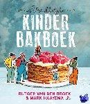 Broek, Rutger van den, Haayema, Mark - 't Verrukkelijke kinderbakboek