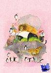 - Posters springende pinguins en lachende hyena s (25 ex.)