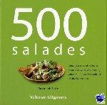Blake, Susannah, TextCase - 500 salades
