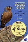 Jännes, Hannu, Roberts, Owen - Vogelgids met 96 geluiden op CD