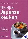 Kazuko, Emi, Fukuoka, Yasuko - Minibijbel Japanse keuken
