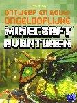 Kearney, Kirsten - Ontwerp en bouw: ongelooflijke Minecraft Avonturen
