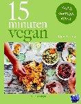 Beskow, Katy - 15 minuten vegan