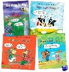 - Pakket Moppenboeken groep 3 (4 titels)