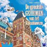 Hoffmans, Jorgen - De grootste geheimen van het Rijksmuseum