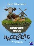 Stegeman, Lotte - Heimwee naar hagelslag - POD editie